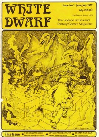 White Dwarf #001