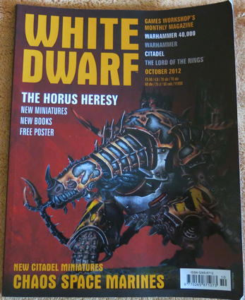 White Dwarf Oct 2012