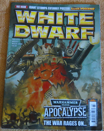 White Dwarf with Stompa