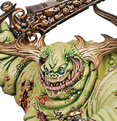 Great Unclean One Face