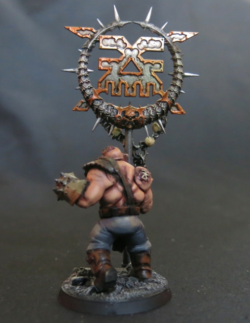 Convert Or Die Ogryn with Banner (4)