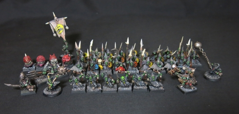 Greenskin Army Sept 2018 Convert Or Die