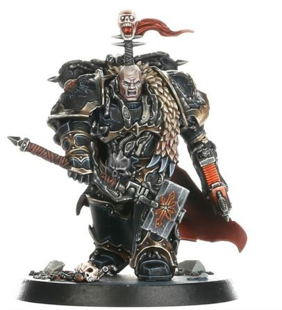 Black Legion Blackstone Fortress (1)