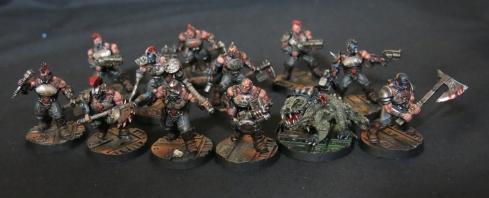 Goliath Necromunda Convert Or Die Wudugast