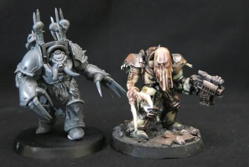 Terminators New and Old ConvertOrDie Wudugast
