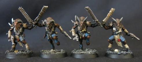 Beastmen Wudugast ConvertOrDie 40k (5)