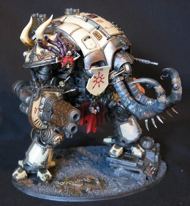 Chaos Knight Wudugast ConvertOrDie 40k (6)