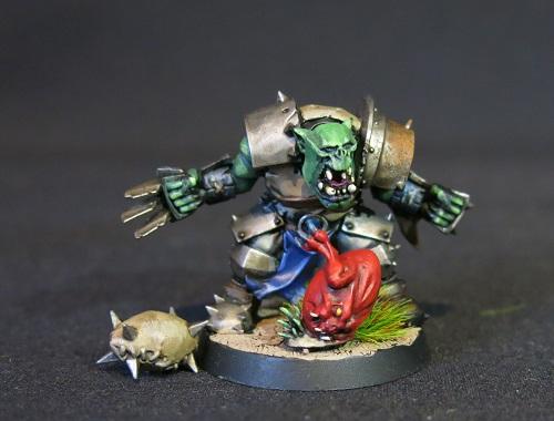 Blood Bowl Orc Wudugast ConvertOrDie (6)