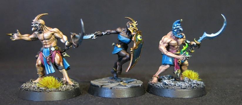 Kairic Acolyte Narvia Tzeentch Warhammer Wudugast (5)