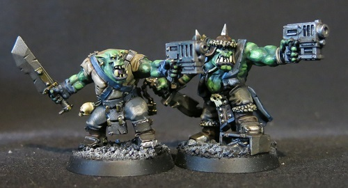 Ork Beast Snaggas Warhammer 40k Wudugast ConvertOrDie (3)